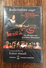 Willm-S : The Life and Loves of William Shakespeare (2008, CD)