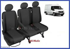 Tailored Seat Covers Single & Double 2+1 For FORD TRANSIT