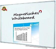 Lockways Whiteboard Magnetisch Stabiler Weißtafel  OVP leicht beschädigt
