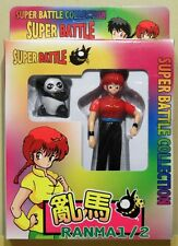 FEMALE RANMA ½ SUPER BATTLE ACTION FIGURE! - RARE JAPANESE ANIME TOY MINT IN BOX