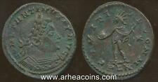 CONSTANTINE I, Bronze Follis, 306-337 AD (23mm, 4.86 g) London mint, RIC 153