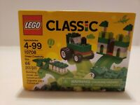 LEGO Classic 10708 Green Creativity Box (66 pieces) New in Box
