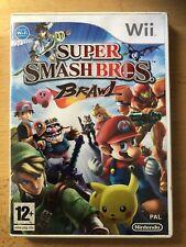 Super Smash Bros. Brawl (Nintendo Wii) - FAST & FREE Delivery