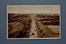 R&L Postcard: Blackpool Stanley park 1942, J Salmon WW2 Period