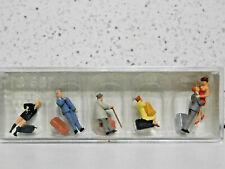 Preiser 10540 HO  Traveller Figures NIB
