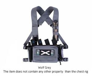 Pew Tactical D3CRM 2.0 Tactical Chest Rig Haley Strategic Style