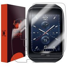 Skinomi FULL BODY Clear Watch Skin+Screen Protector For Samsung Gear S