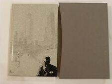 FOLIO SOCIETY THE GENIUS OF JAMES THURBER SELECTED BY MICHAEL ROSEN EXCELLENT