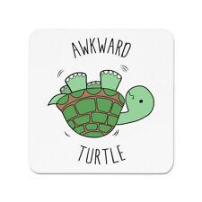 Awkward Turtle Fridge Magnet - Funny