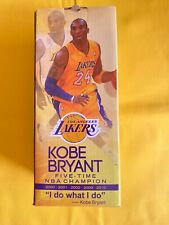 Kobe Bryant Final Season Bobblehead Los Angeles Lakers - Brand New - Never Open