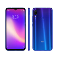 Global Xiaomi Redmi Note 7 Pro 6GB 128GB 6.3'' Dual SIM 4000mAh 48MP 4G Phone
