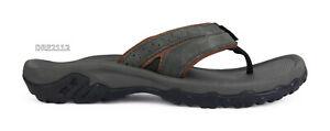 Teva Katavi 2 Thong Black Olive Flip Flop Sandals Mens Size 11 *NEW*