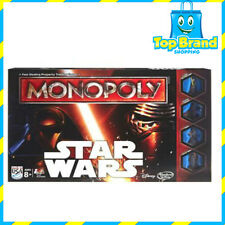 Monopoly Star Wars VII Universe Collectors Edition Family Board Game from Hasbro