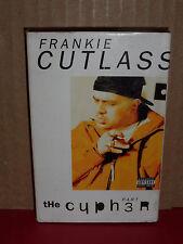 Frankie Cutlass - The Cypher Part 3 Cassette Single Rare RAP