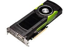 """NVIDIA Quadro M6000 12GB 384-bit GDDR5 PCI Express 3.0 x16 10.5"""" x 4.4"""", Du"""
