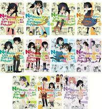 No Matter How I Look At It, It's You Guys Fault I'm Not Popular MANGA Books 1-11