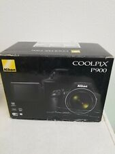 Nikon Coolpix P900 Digital Camera System