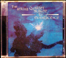 The String Quartet Tribute to Evanescence by Vitamin String Quartet (CD, 2003)