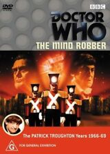The Doctor Who - Mind Robber (DVD, 2005)
