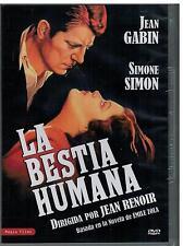 La bestia humana (La bête humaine) (DVD Nuevo)
