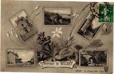 CPA Souvenir de Millery (236040)