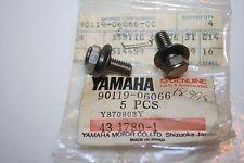 2 Yamaha nos pwc wave runner blaster jammer jog razz seat bolts 90119-06066
