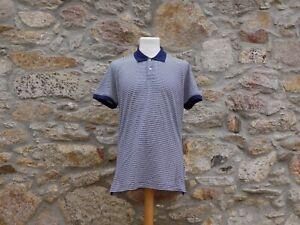 ORLEBAR BROWN.  Short sleeve pique polo shirt.  100% Cotton.  BNWOT.  Medium.