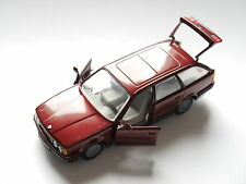 BMW E34 5er TOURING in calypso rot red metallic, GAMA in 1:43 - OHNE Heckscheibe