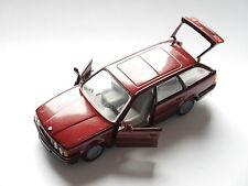 BMW E34 5er TOURING in calypso rot red metallic, GAMA in 1:43 - OHNE Heckscheibe