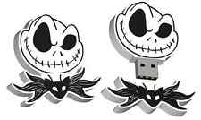 Nightmare Before Christmas Jack Skellington Head 8G USB​ Flash Drive