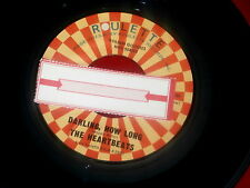 HEARTBEATS~DARLING HOW LONG/CRAZY FOR YOU~Unplayed DooWop 45~Jukebox Re-issue