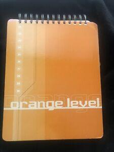 Hooked On Phonics Orange Master Level Reader Spiral Book And Cd