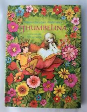 Vintage Hallmark Thumbelina Pop-Up Book by Hans Christian Anderson