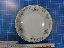 Bavaria Elfenbein Porzellan 18cm Teller flach Frühstück Kuchen Z1207
