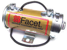 WEBER/DELLORTO DCOE/DHLA TWIN CARBS - FACET 12V ELECTRIC FUEL PUMP - FAST ROAD