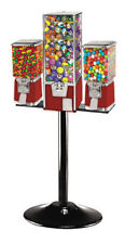 Triple Combo Vending Machine - Red