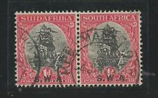 South West Africa 1927 Mi. # 114/115 pair Used