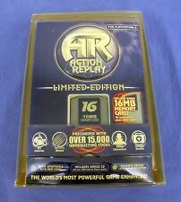 Datel - Action Replay With 16mb Memory Card (ps2)
