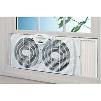 Holmes HAWF2021 Dual Blade Twin Window Fan, Free Shipping