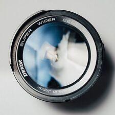 Zykkor Super Wider Semi Fish-Eye 0.42x Objektiv Fischauge Weitwinkel