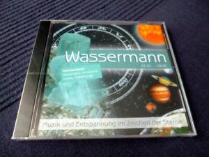 CD Analyse WASSERMANN Musik Entspannung Meditationen 51 Minuten Hörbuch NEU