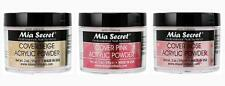 Mia Secret Acrylic Powder - Cover Beige , Pink , Rose  Size: 2 oz - Made in USA