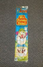 "Vintage NOS 1987 Hasbro Spectra Star Figure Kite Mr. Potato Head 55"" Tall Retro"