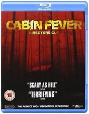Cabin Fever [Blu-ray] [DVD][Region 2]