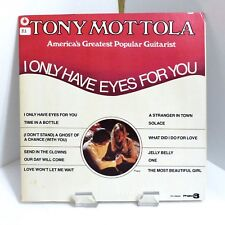 """1975 Tony Mottola """"I Only Have Eyes for You"""" Project 3 PR-5094SD Mint Stereo LP"""