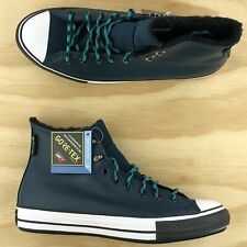 Converse Chuck Taylor All Star Winter Gore Tex High Top Teal Shoes 165934C Size