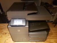HP Officejet Pro X576dw All-In-One Inkjet Printer