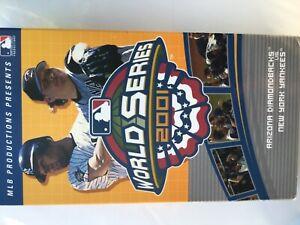 World Series 2001 Arizona Diamondbacks v New York Yankees Official MLB Video