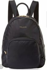 New MARC by Marc Jacobs BLACK Nylon Bandit Backpack