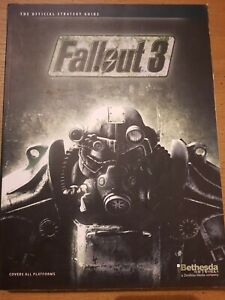 Fallout  3 Official Strategy Guide by Future Press (Paperback, 2008)